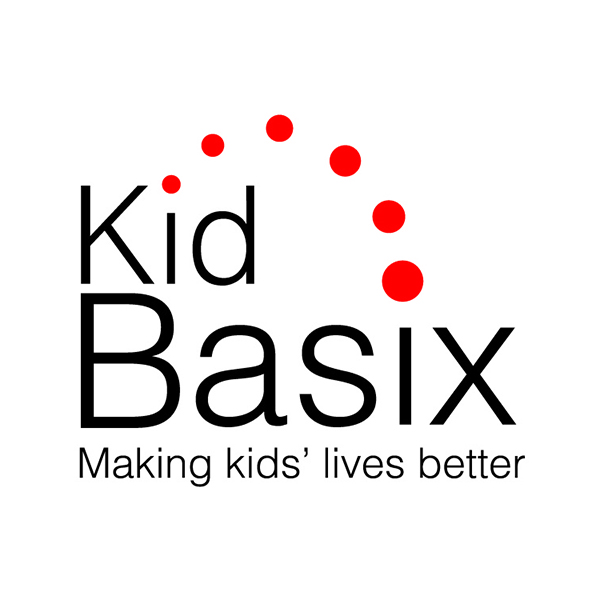 Kid Basix Logo W Tagline May 2009